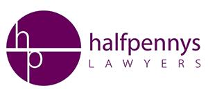 Halfpennys Lawyers Logo